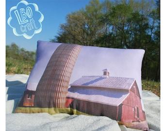 Home Grown Pillows: J.C.'s Barn's