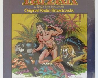 """Rare """"Tarzan"""" Vinyl Radio Broadcasts (1974) - Sealed"""