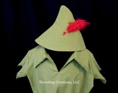 Classic  Peter Pan Custom Costume