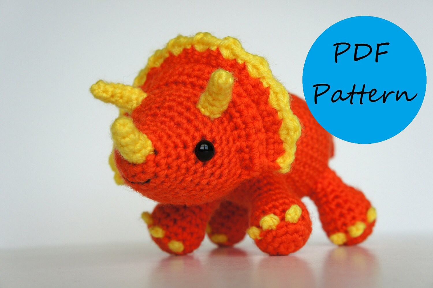 Advanced Amigurumi Shapes : Crochet Dinosaur Patterns Dog Breeds Picture