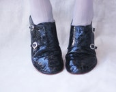Miroir - Leather Women's Monk Shoes - CUSTOM FIT