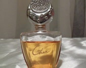 Vintage Perfume CHER Uninhibited, Rare Cher Perfume, Parfume 1987 Womans fragrance.