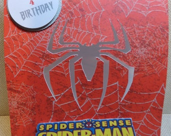The Amazing Spider-Man Party Favors In an easy to assemble do it yourself kit