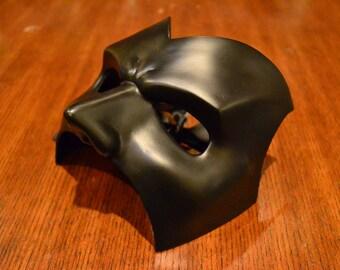 Venetian Style Half Face Devil Mask