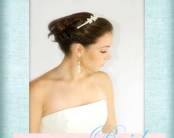 Custom Bridal Earrings for Bride