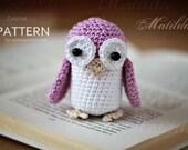 Crochet Pattern - Matilda The Owl (Pattern No. 046) - INSTANT DIGITAL DOWNLOAD
