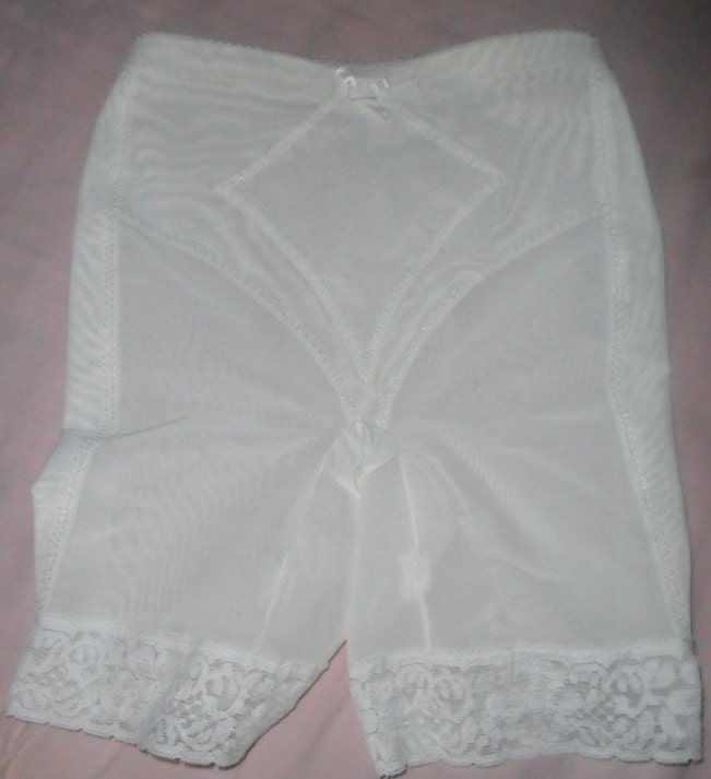 Vintage Girdle Olga Panty Shaper Suddenly Slim Size Medium