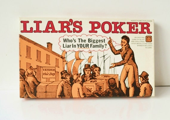 how to play liar s poker