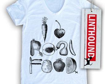 I Heart Real Food Women's T-Shirt