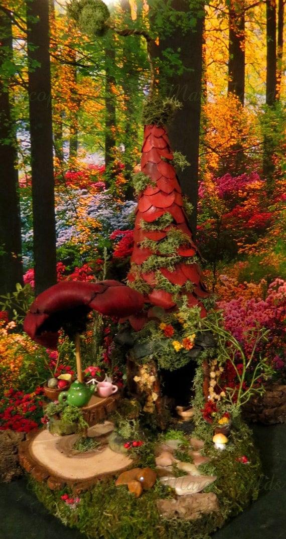 Fairy House Fairy Garden Party Miniature By