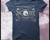 "Harry Potter tshirt ""Mad eye's Polyjuice potion"" Mens"
