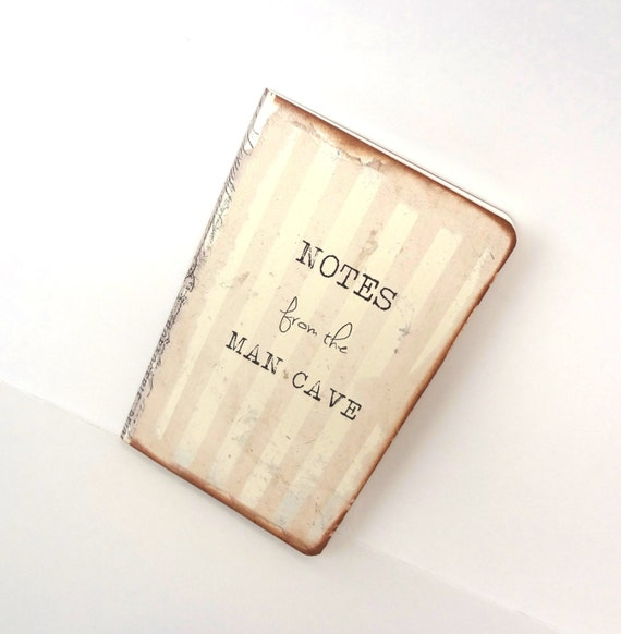 Man Cave Gifts For Him : Fathers day journal mens gift for him man cave