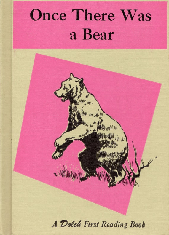 Once There Was a Bear by Edward W. Dolch and Marguerite P. Dolch, illustrated by Gerald McCann