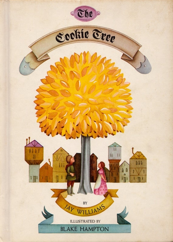 The Cookie Tree by Jay Williams, illustrated by Blake Hampton