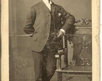 Antique Photograph of a Gentleman