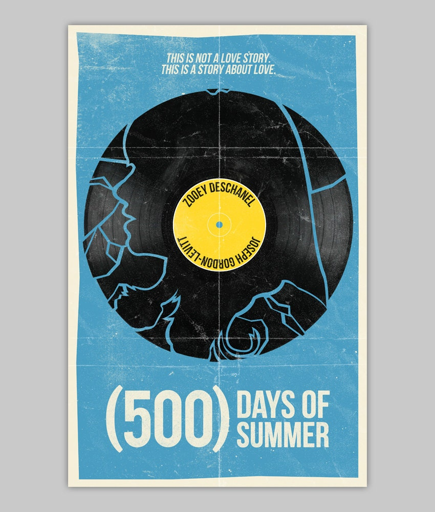 500 Days Of Summer pos...