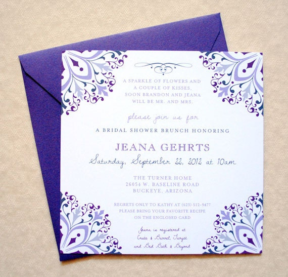 Coral And Grey Wedding Invitations was very inspiring ideas you may choose for invitation ideas