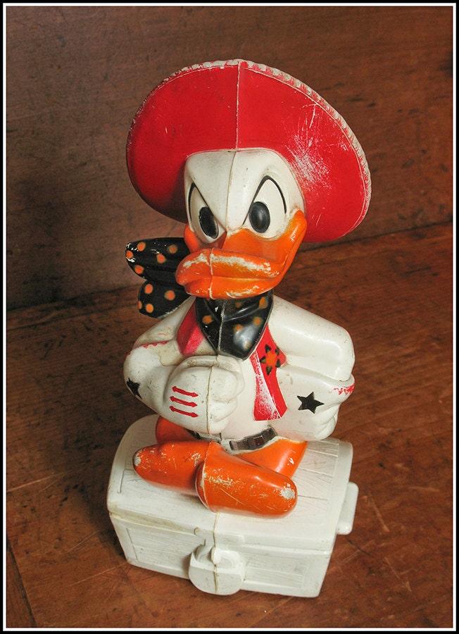 Donald Duck Pillow Case
