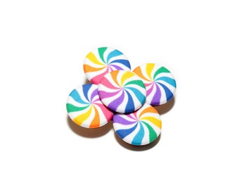 Sweet Tooth Hair Clip & Brooch
