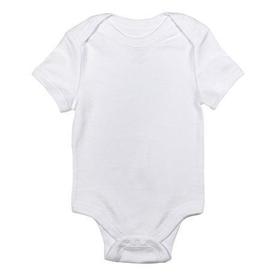 Add a White Bodysuit Undershirt To Your Order - perfect addition to your baby cardigan