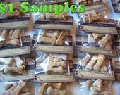 Sample Packs of Cafe 4 Paws' All-Natural, Home Made Dog Treats 5 ct