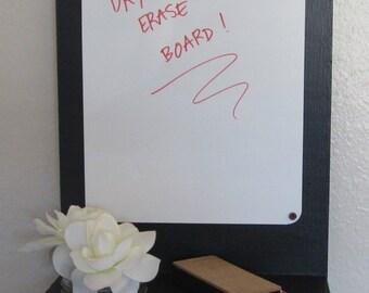Shabby Chic Nautical Beach Cottage Dry Erase Board Entryway Vase flower Coat Hat Towel Rack Hanger Hook Mail shelf Organizer in Black