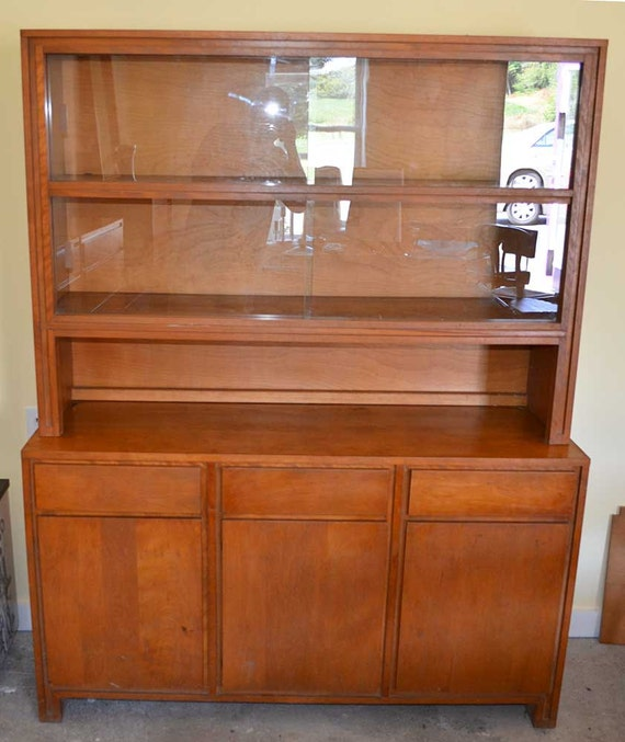 Conant Ball Maple China Cabinet