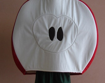 Apple costume for toddlers, kids and adults
