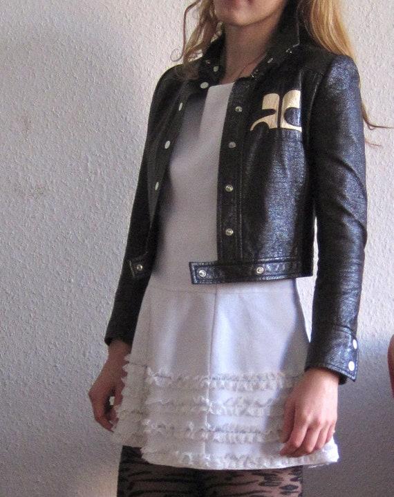 Classic Vintage Courrèges Jacket S/XS