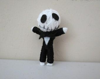 Jack Skellington Voodoo String Doll