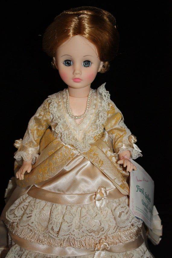 reduced vintage madame alexander first lady lucy webb hayes