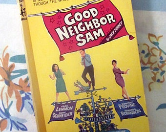 Good Neighbor Sam, 1964 1st printing, Pocket Book