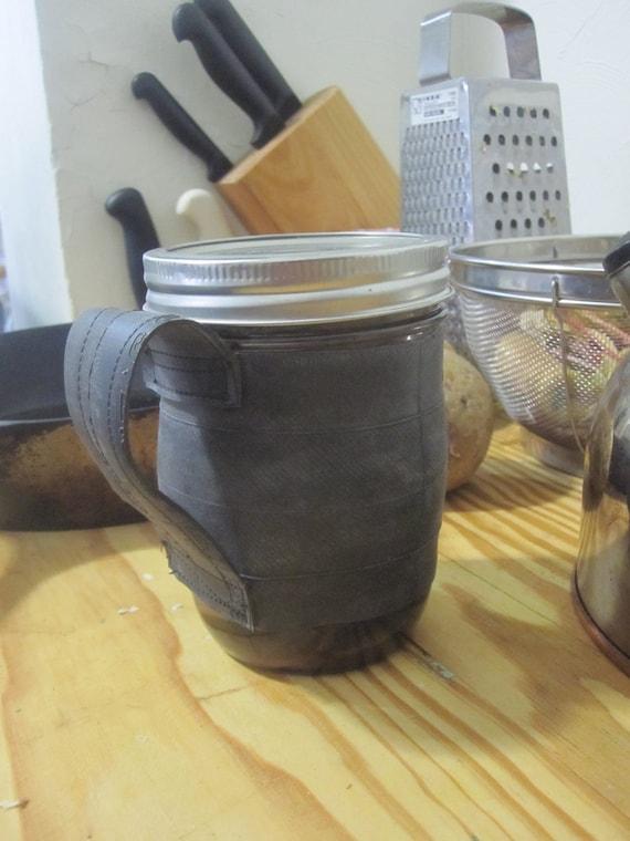 Mason Jar Mug sleeve
