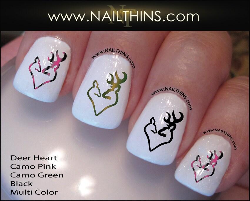 Enchanting Pink Camo Nail Art Designs Gallery Nail Art Design
