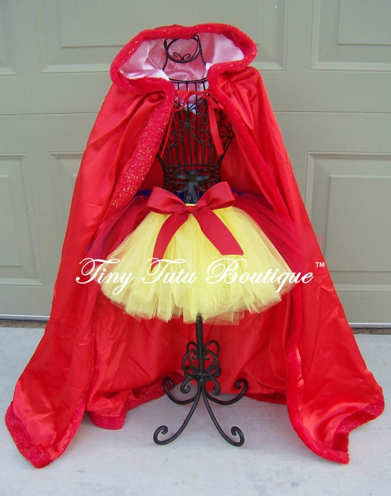 """Princess Capes- Red, White, Pink, Lavender or Hot Pink- Perfect accessory for our matching Tutu's, """"Limited Availability"""""""