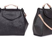 CHRISTMAS SALE- Leather Handbag - 30% off