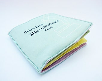 Microbiology Cloth Book