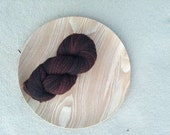 Udolpho - Handspun Merino / Tussah Silk - 520 Yd - 4.4 oz - Fingering Wt