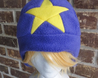 Lumpy Space Princess Adventure Time Hat - Smooth Poser - Fleece Hat Adult, Teen, Kid - A winter, nerdy, geekery gift!