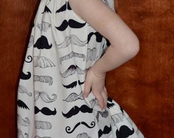 Mustache Bash Dress Mustache Party Bash Pillowcase Mustache Pun Dress