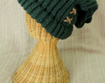 Knit Made to Order: Link Hat from any Legend of Zelda Game