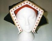 Pattern for Women's Tudor English or Gable Hoods
