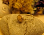 I Lichen You Sterling Silver Ring