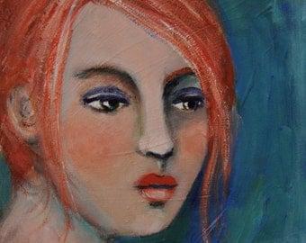 Brianna - Original painting