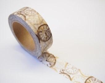 Masking Tape - clock (10M)