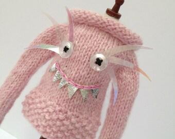 pdf pattern - Monster sweater dress for Blythe