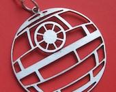 Spaceship Necklace