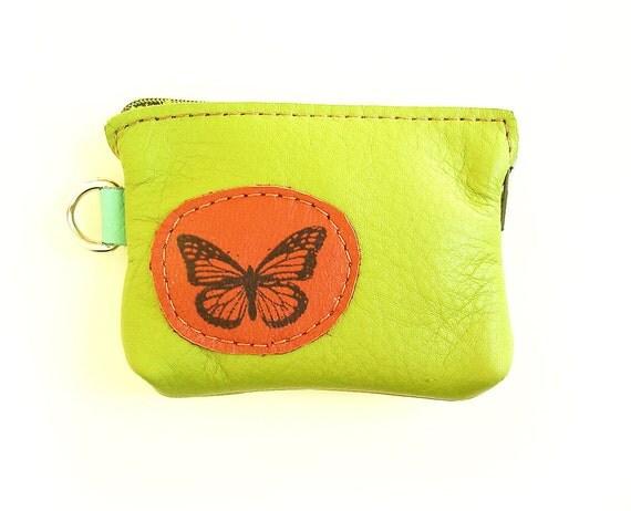 Teeny Butterfly Purse