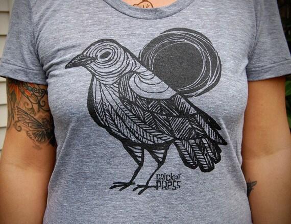 Raven Shirt - Gals