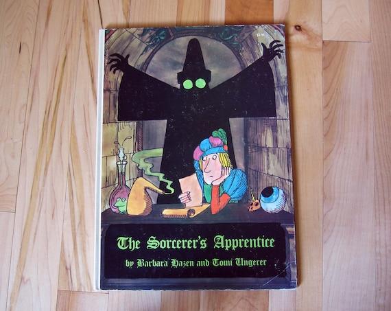 The Socerers Apprentice Timi Ungerer